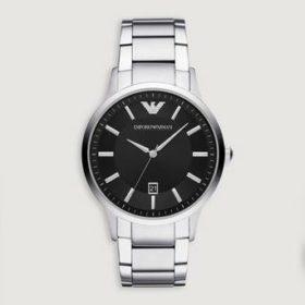 Armani Klokke Emporio Armani AR11181 Watch Svart