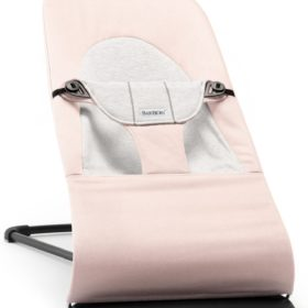 BabyBjörn Balance Soft Cotton, Pink/Grey