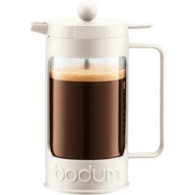 Bodum Bean Hvit Presskanne 3 Kopper 0,35 l