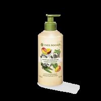 Bodylotion - Mykgjørende, mango, koriander, 390 ml