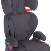 Graco Logico LX Comfort Beltestol, Midnight Grey
