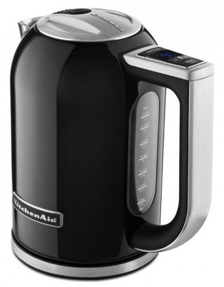 KitchenAid P2 Vannkoker Sort 1,7 Liter