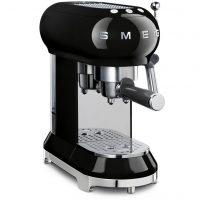 Smeg Espressomaskin Svart