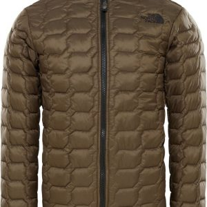 The North Face Thermoball Jakke Barn, New Taupe Green XS