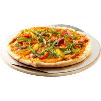 Weber Pizzastein original, inkl. rundt stekebrett 26 cm