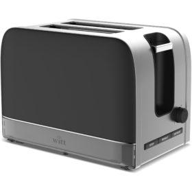 Witt Classic Toaster Svart