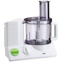 Braun Foodprosessor FP3010 Hvit