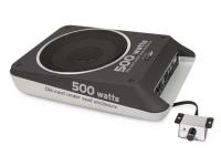 Caliber BC108US, Pre-lastet subwoofer, 100 W, 50 - 160 Hz