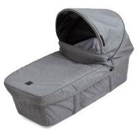 Carena Gotland Carrycot Dark Grey Melange One Size