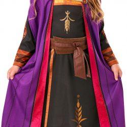 Disney Frozen Kostyme Anna 7-8 år