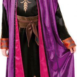 Disney Frozen Kostyme Anna Deluxe 5-6 år