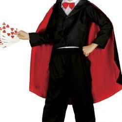 Fiestas Guirca Kostyme Magiker 5-6 År