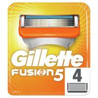Fusion5 Razor Blades 4 Pack