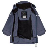 Isbjörn Of Sweden Storm Hard Shell Jacket Denim 86/92 cm