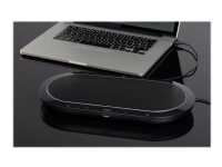 Jabra SPEAK 810 MS - VoIP stasjonær høyttalende telefon - Bluetooth - trådløs