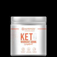 Keto Workout Drink, 300 g, Grapefruit