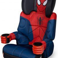 Kids Embrace Spiderman Beltestol, Blå/Rød