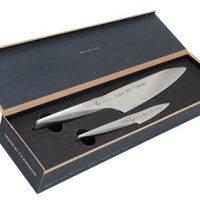 Knivsett (P9 skallkniv og P18 kokkekniv)