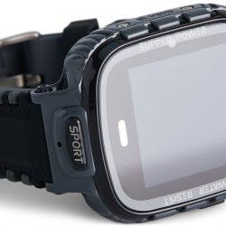 North 13.5 Active Waterproof GPS-klokke, Svart