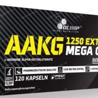 Olimp AAKG Extreme 1250 Mega Caps® - 120 kapsler