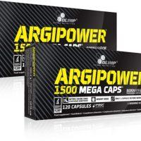 Olimp Argipower 1500 Mega - 120 kapsler - Aminosyrer