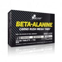 Olimp Beta-Alanine Carno Rush 80 tabletter