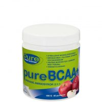 Pure BCAA+ Powder 400g