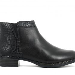 Rieker Black Boots Dame 36-42