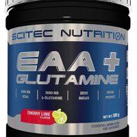 Scitec EAA + Glutamine 300g - Aminosyrer