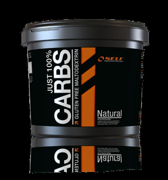 Self Just 100% Carbs, 5 kg - Karbohydrater