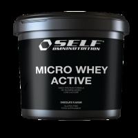Self Micro Whey Active 1 kg - Proteinpulver