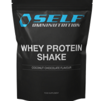 Self Whey Shake 1 kg - Proteinpulver