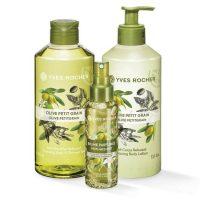 Sett - Oliven Pomerans (Dusjgelé, body lotion & mist)