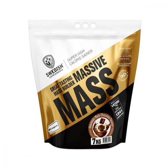 Swedish Supplements Massive Mass 7 kg - Vektøkning
