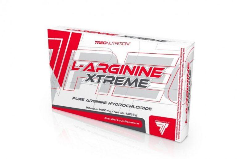 Trec L-Arginine Xtreme 90 kapsler
