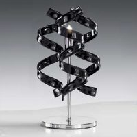 Aktuell bordlampe BLACK