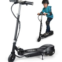 Electric scooter 12.-15 km/t, Black (83158)
