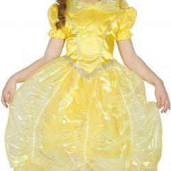 Fiestas Guirca Kostyme Eventyrprinsesse 7-9 År