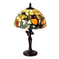 LIEKE bordlampe i Tiffany-stil