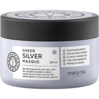 Maria Nila Care Sheer Silver Colour Guard Masque, 250 ml Maria Nila Hårkur