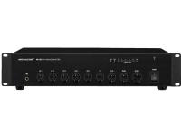 Monacor PA-312, 1.0 kanaler, 0,5%, 80 dB, 50 - 16000 Hz, XLR / RCA, 6,3 mm