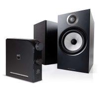 NAD D3045 + B&W 606 Forsterker med Bluetooth