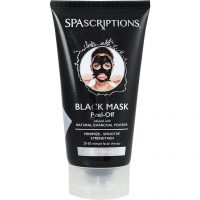 Peel-Off Black Mask, 150 ml Spascriptions Ansiktsmaske