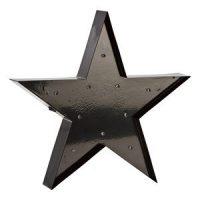 Sweetlights Star Mini Marquee Lights Black One Size