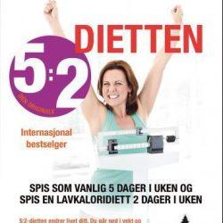 5:2-dietten: bli slankere, sunnere og lev lenger med