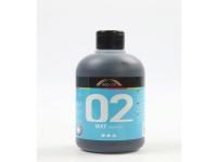 Akrylmaling a-color 02 - mat, sort, 500 ml
