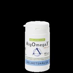 AlgOmega3® Kaldpresset, 60 kapsler