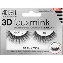 Ardell 3D Faux Mink 853, Ardell Løsvipper