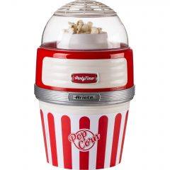 Ariete Party Time XL Popcornmaskin, rød