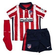 Atletico Madrid Hjemmedrakt 2020/21 Mini-Kit Barn